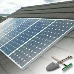 Какие солнечные батареи выбрать для дачи?