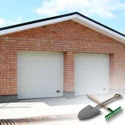 Как и из чего лучше строить гараж на даче?