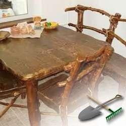 Мебель для дачи: делаем своими руками