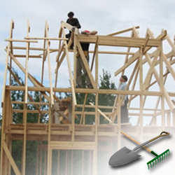 построить дачу своими руками