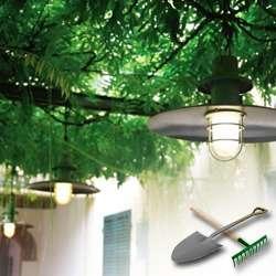 Какие бывают фонари для дачи: типы, виды, особенности
