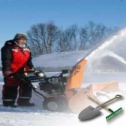 Как правильно выбирать снегоочиститель для дачи?
