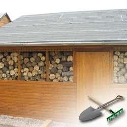 Как своими руками построить на даче сарай?