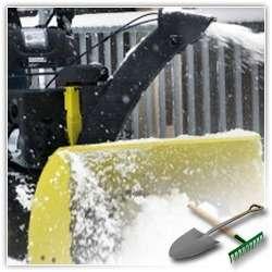 Снегоуборочная машина Керхер для дачи наилучший вариант