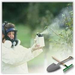 Защита сада от вредителей растений
