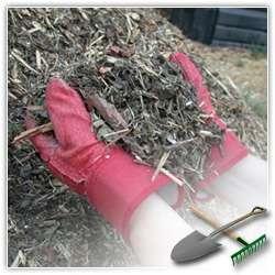 Мульчирование почвы - укрываем землю