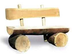 Скамейки деревянные для дачи